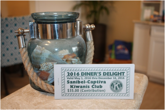 Diner's Delight coupon booklets