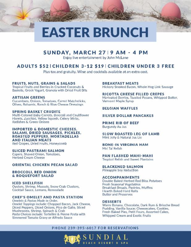 Easter events 5