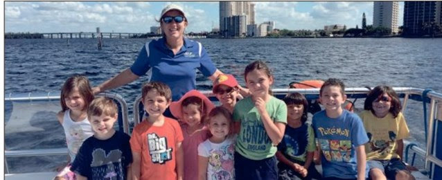Marine Science Kids Cruises