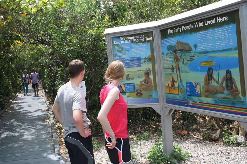 calusa-shell-mound-trail