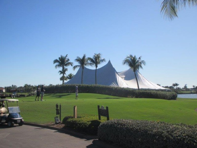 The Dunes Golf & Tennis Club weddings
